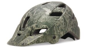 MB Giro In-Mold Helm Feature Oliv
