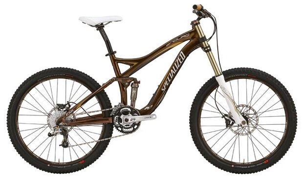 MB Leserwahl 2008 Specialized Enduro SL