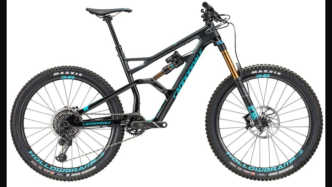 MB Leserwahl 2018 Bikes MS Cannondale Jekyll