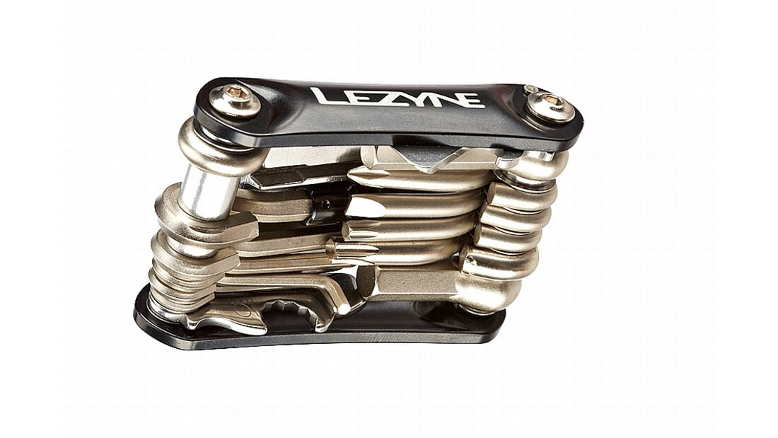 MB Lezyne Stainless - 20