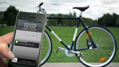 MB Lock8 neues Smartphone Schloss fixie