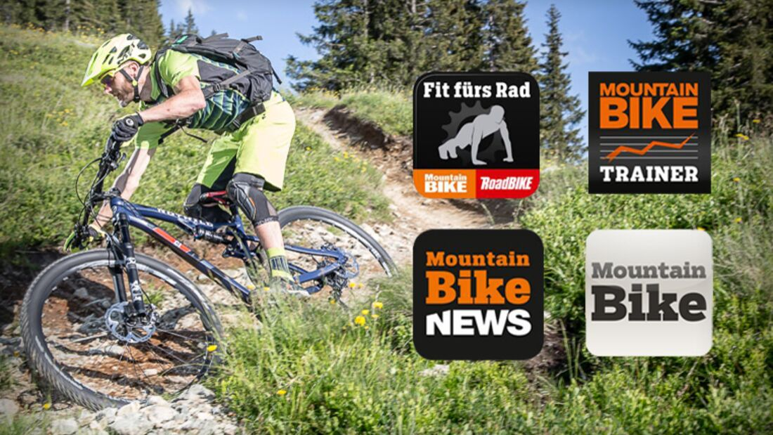 MB MOUNTAINBIKE Apps
