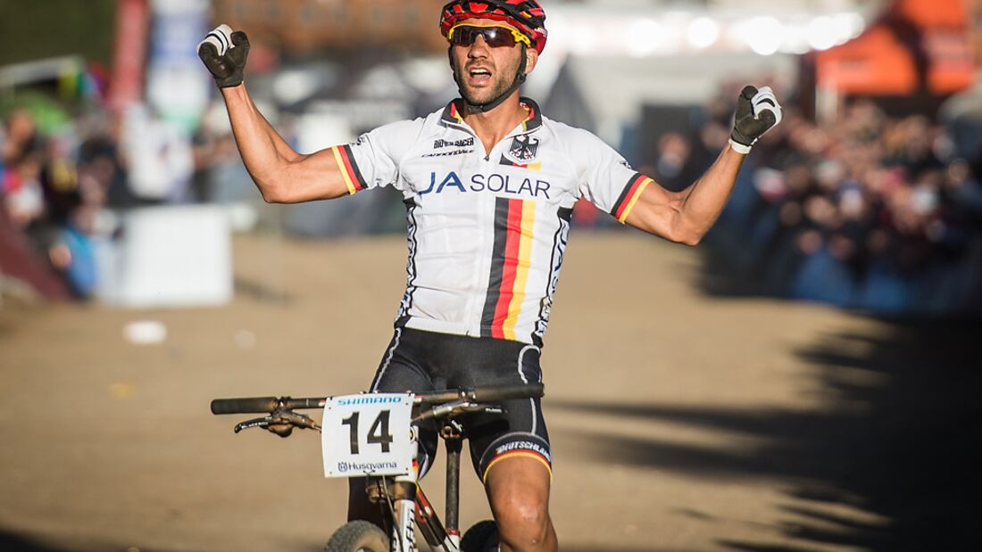 MB MTB-WM 2013 Manuel Fumic 0