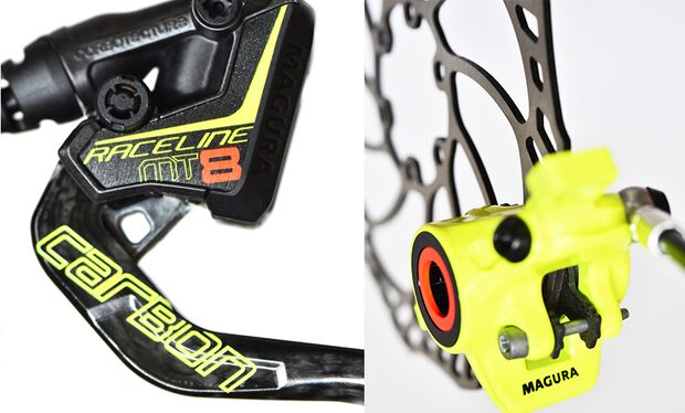 MB Magura MT8 Raceline-Edition