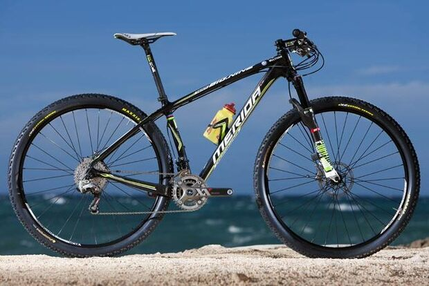 MB Merida Big.Nine Carbon 29er Standfoto