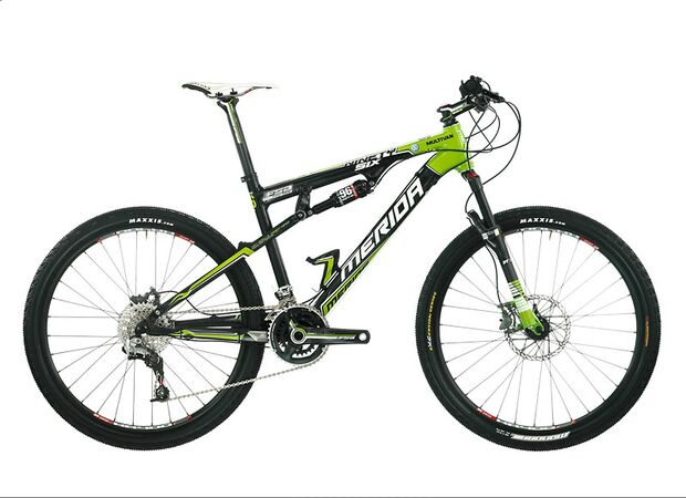 MB Merida Ninety-Six Carbon Team-D