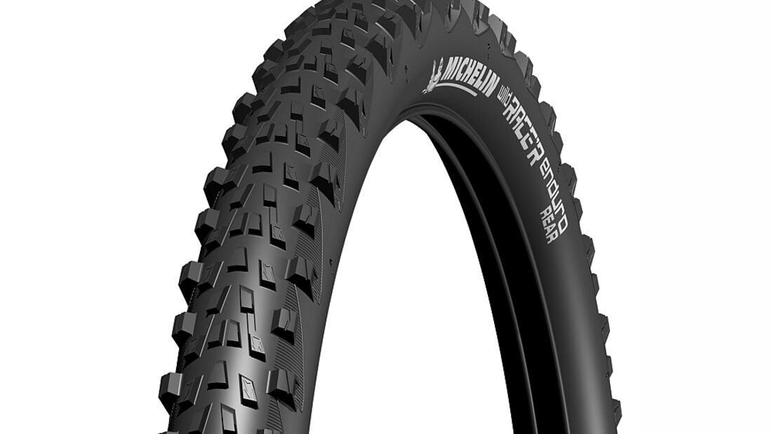 MB Michelin Wild Racer Enduro Rear Reifen MS