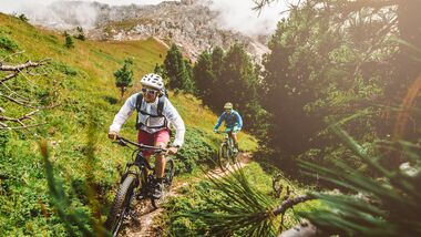 MB Mountain Bike Holidays Eggental