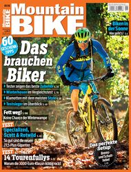 MB MountainBIKE 01/16 Heft-Cover