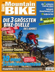 MB MountainBIKE 11/13 Heft-Cover