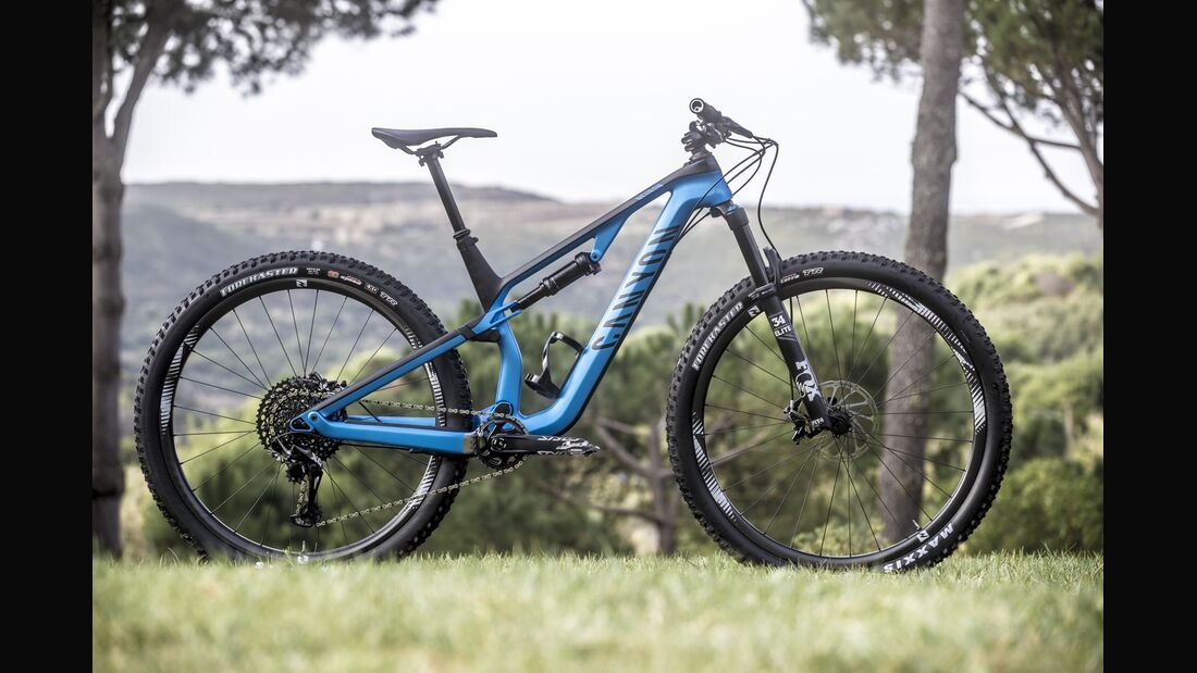 MB Neuheiten 2019 Canyon Neuron CF MS Fullshot
