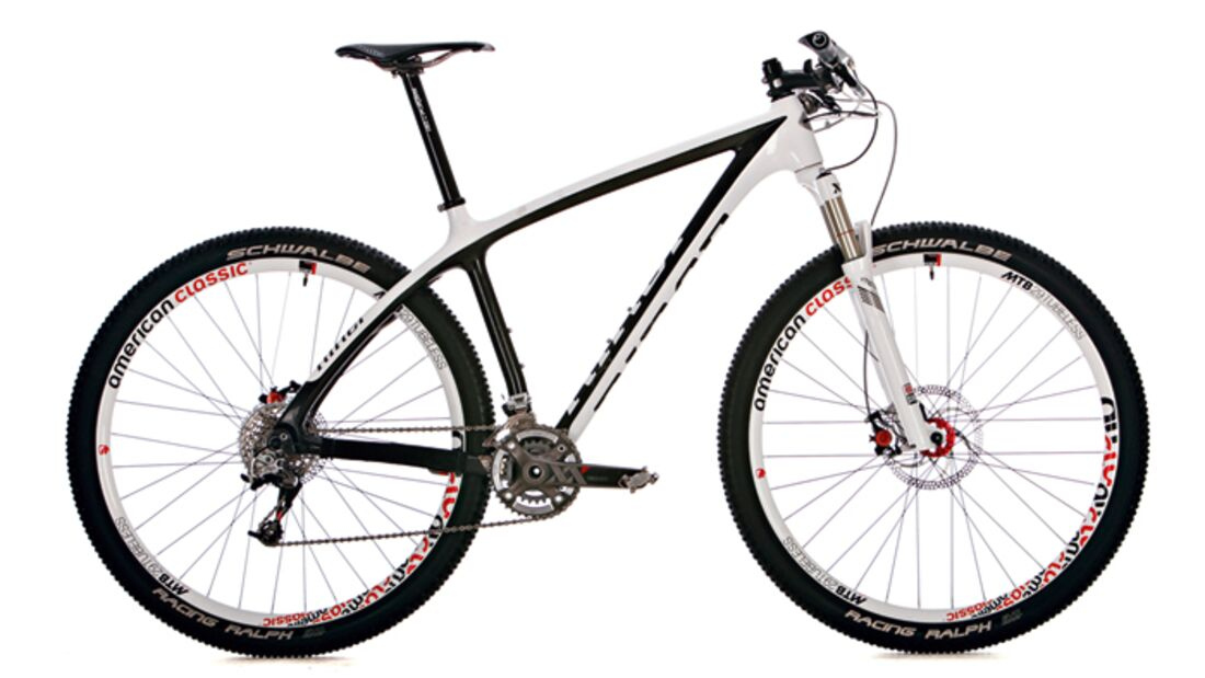 MB Niner Air 9 Carbon Team XX