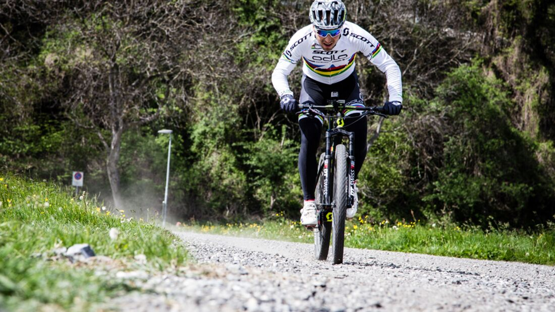 MB Nino Schurter Hunt for Glory Ausdauertraining Teaserbild