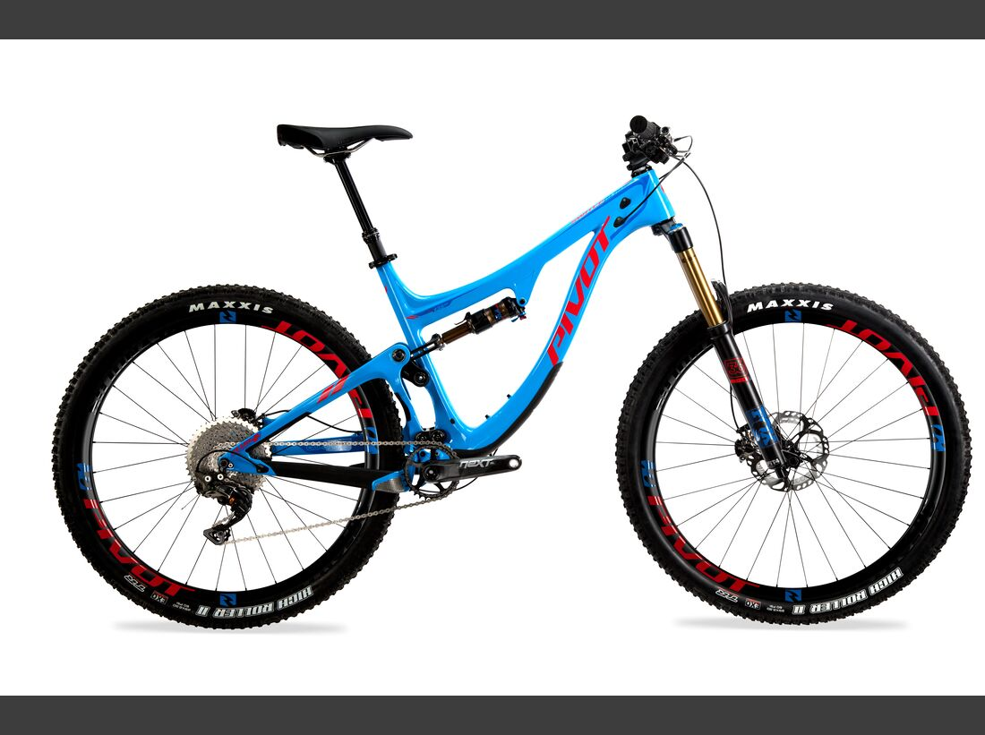 MB Pivot Switchblade 29er XTR