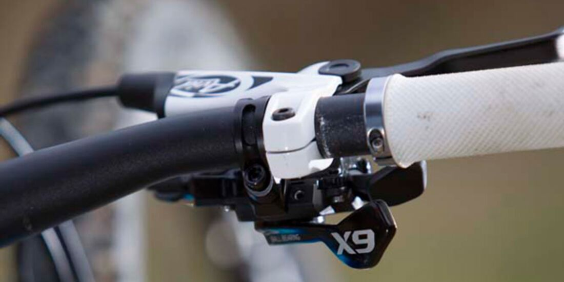 MB Radon ZR Race 6.0 Sram - Detail