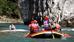MB Rafting in Tirol