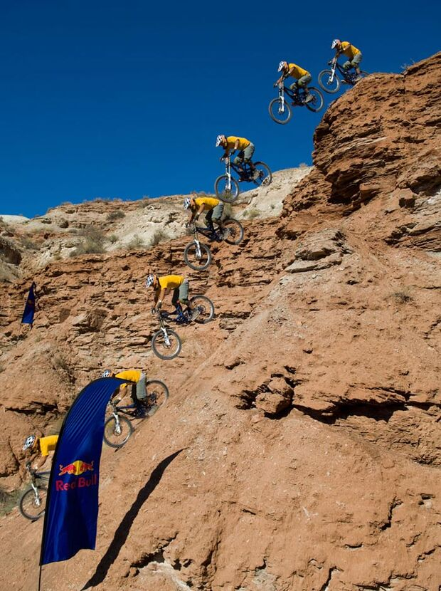 MB Red Bull Rampage Berrecloth