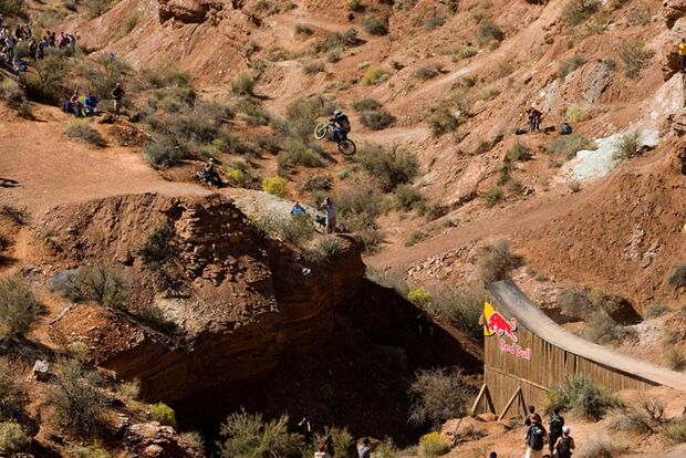 MB Red Bull Rampage Sorge