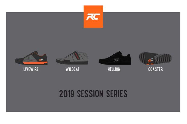 MB Ride Concepts Mountainbikeschuhe Session series 2019