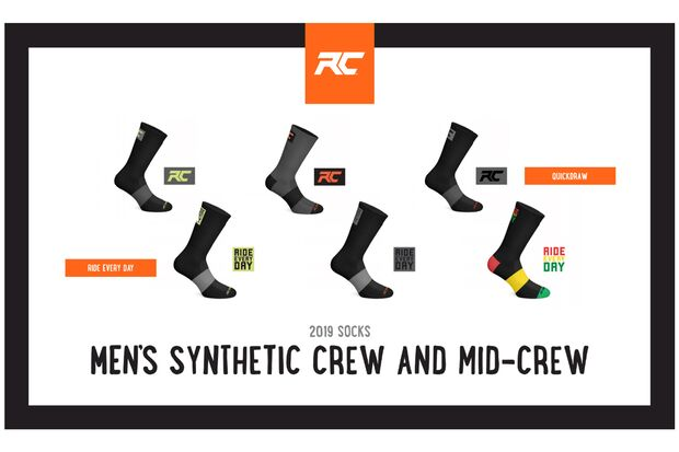MB Ride Concepts Mountainbikeschuhe Socks series 2019 Men Synthetic