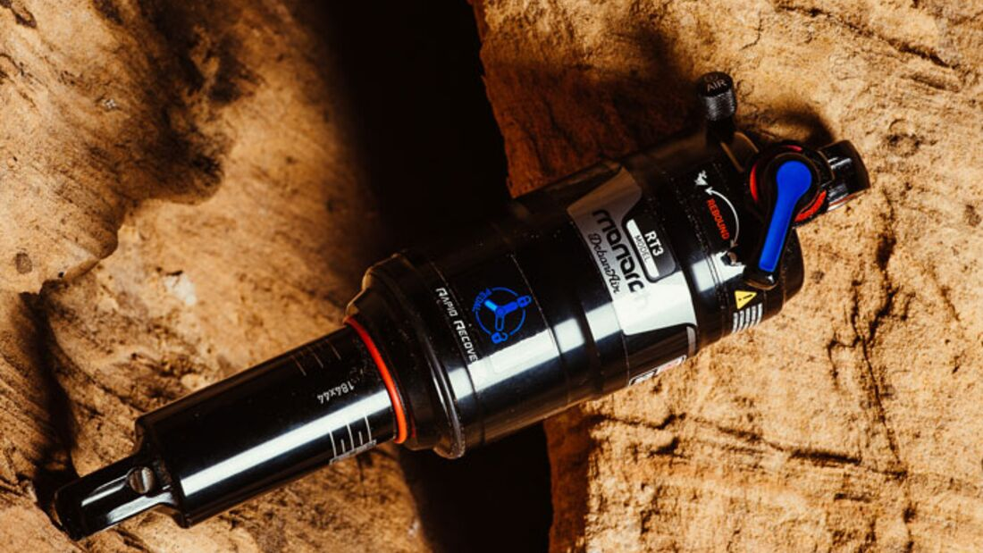 MB Rock Shox Monarch Debon Air