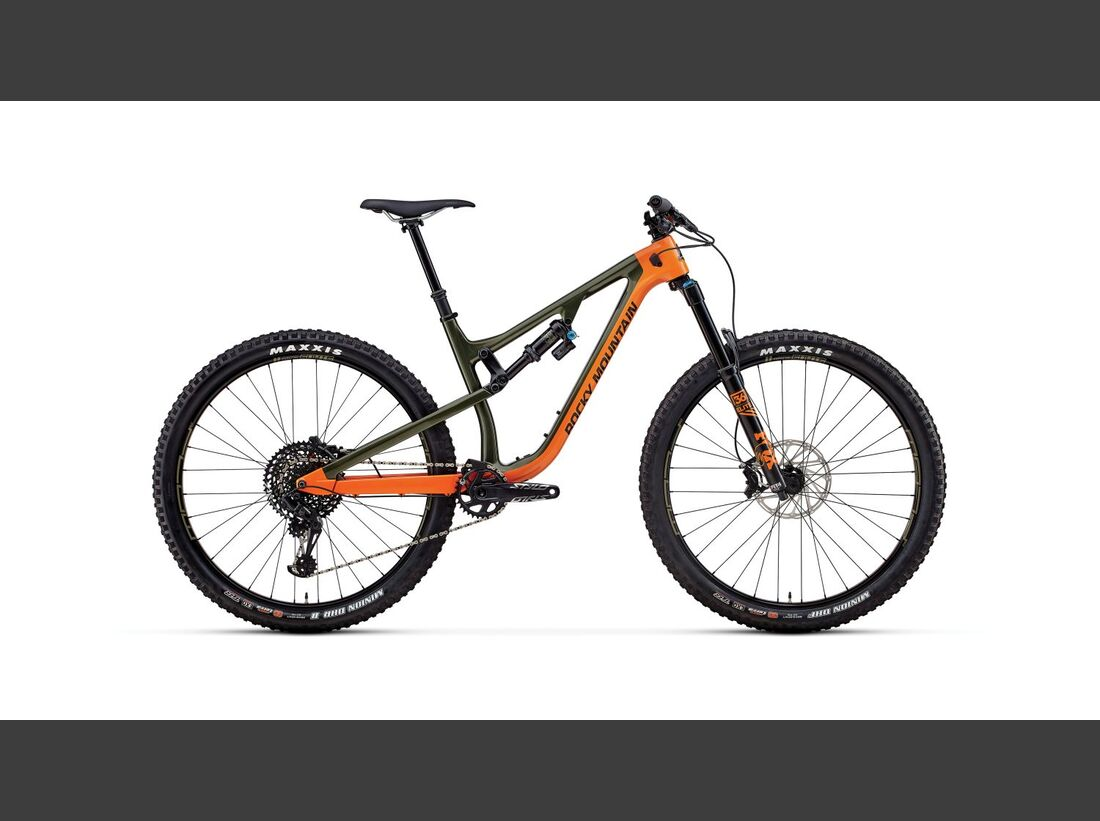 MB Rocky Mountain Instinct C90 2018