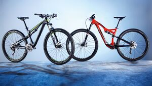 MB Scott Genius vs Specialized Stumpjumper