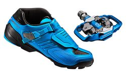 MB Shimano Schuh Pedal 25 Jahre Teaserbild