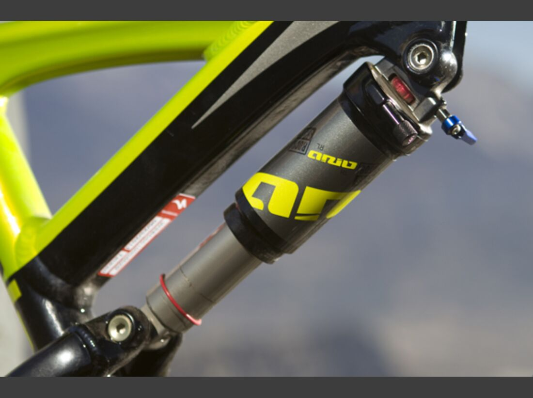 MB Specialized Camber Elite - Detail