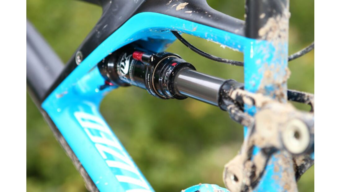 MB Specialized Enduro Expert Carbon - Detail