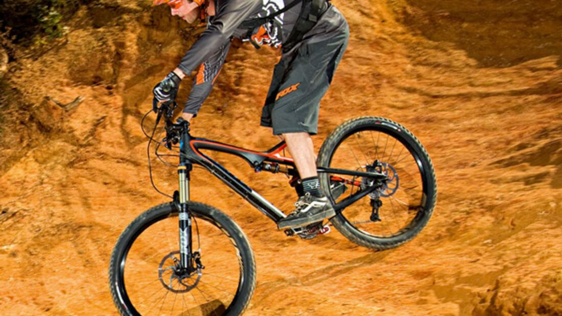 MB Specialized FSR Stumpjumper Evo Exp.