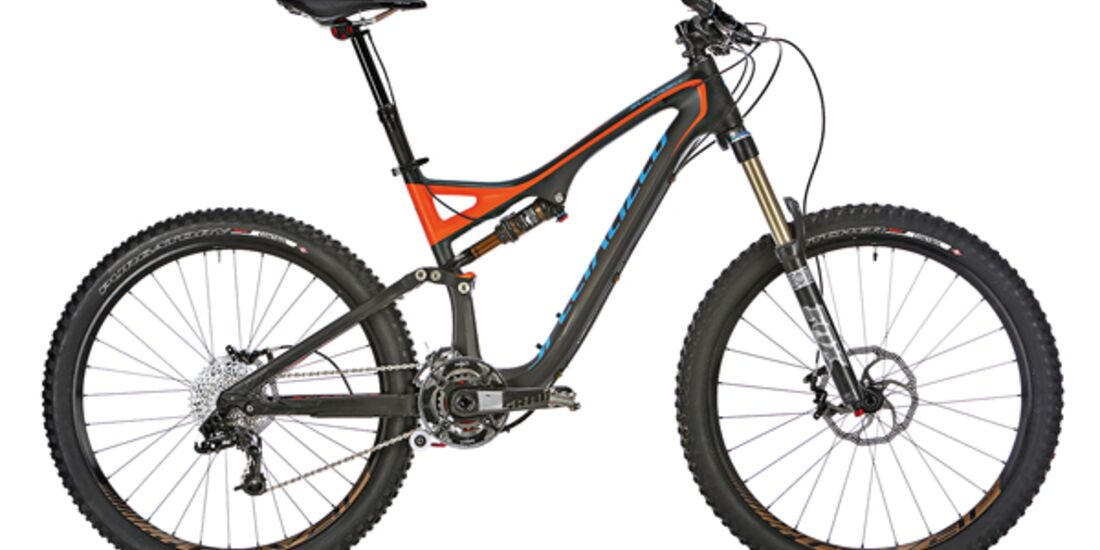 MB Specialized Stumpjumper Expert Carbon Evo