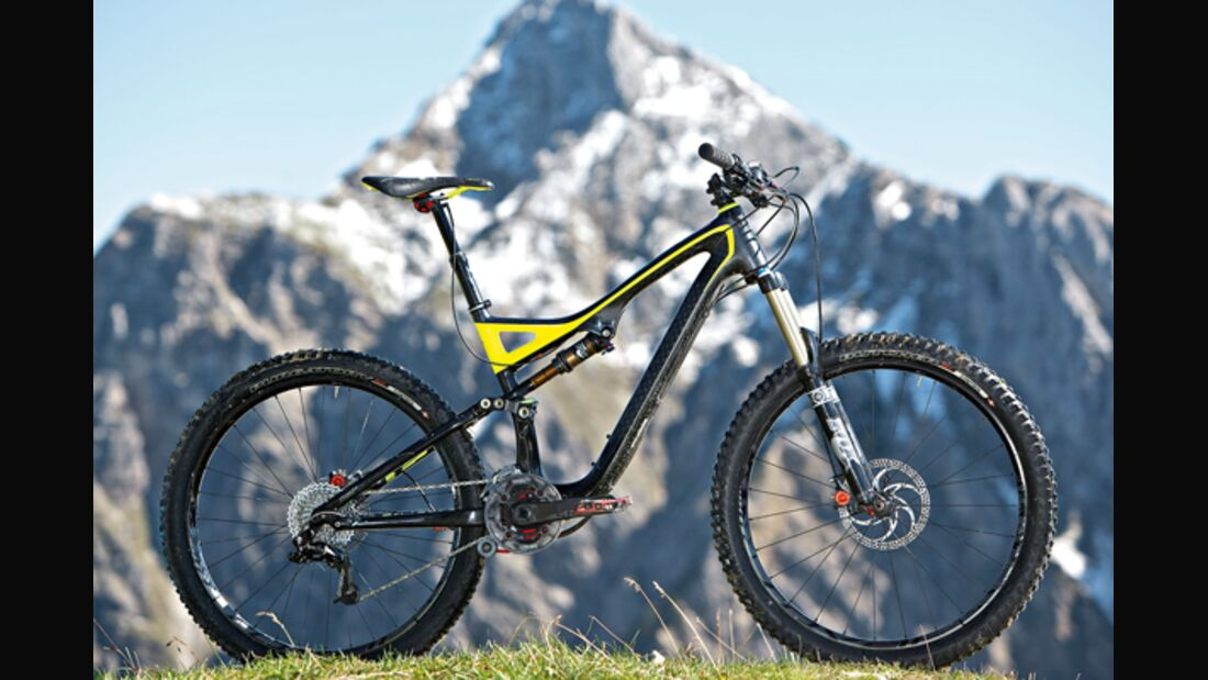 MB Specialized Stumpjumper Expert Evo