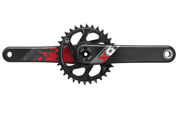 MB Sram DUB X01 Eagle