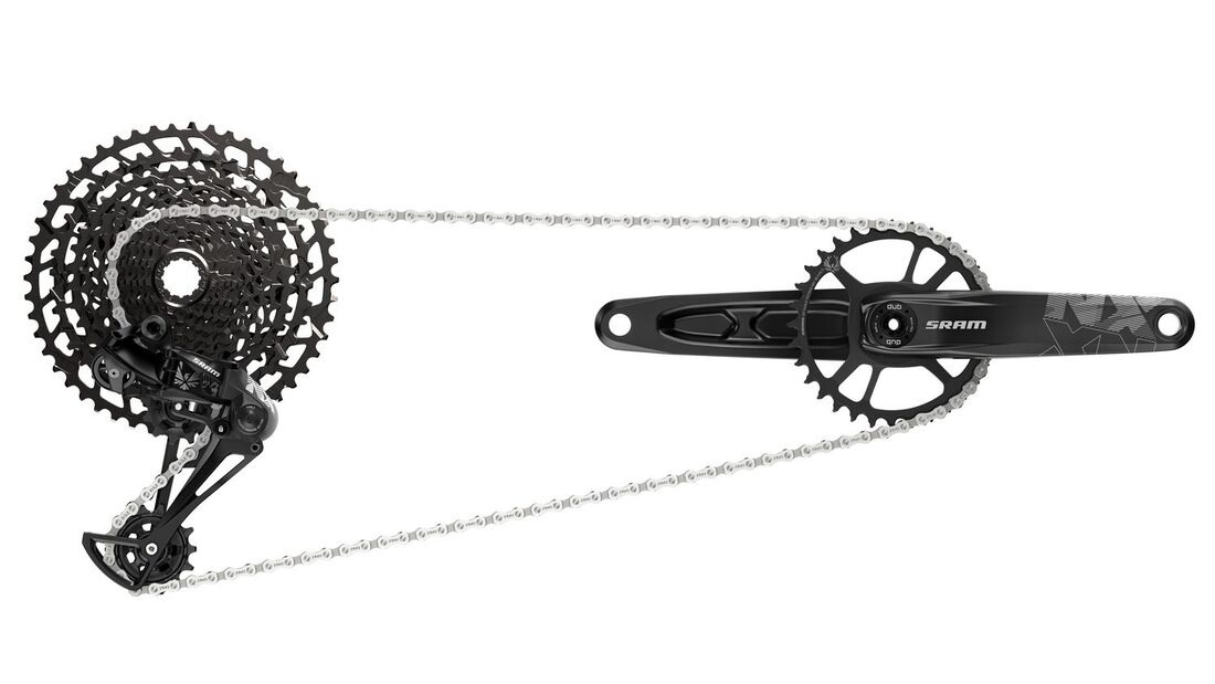 MB Sram NX Eagle 2019 MS Drivetrain