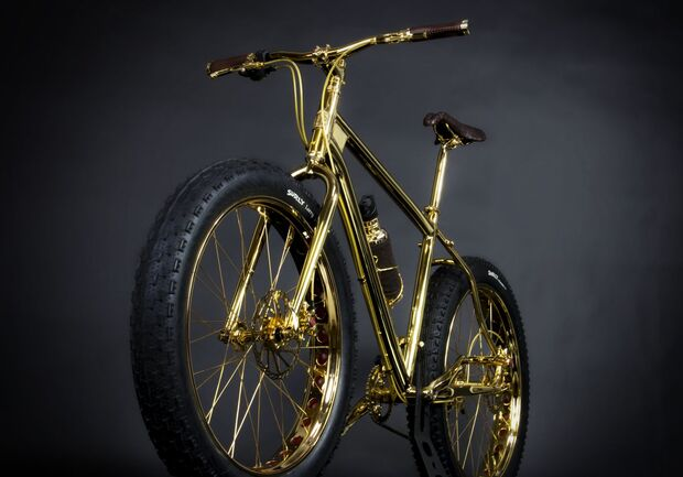 MB The House of Solid Gold Fatbike 1