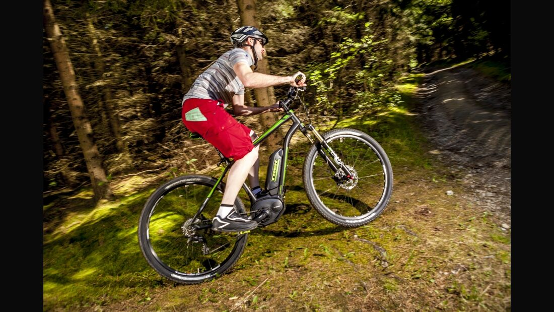 MB Trek Powerfly E-Mountainbike