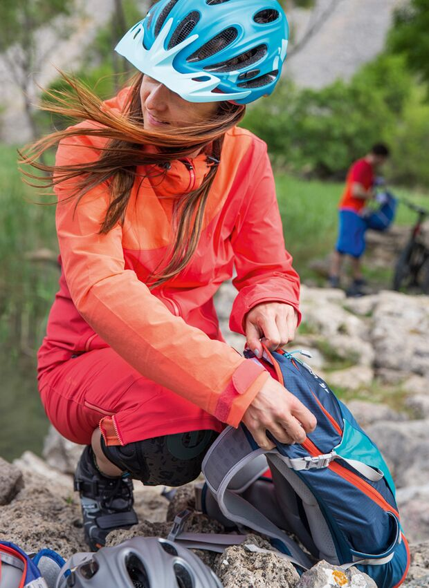 MB Vaude All-Mountain-Kollektion 2015 komplett