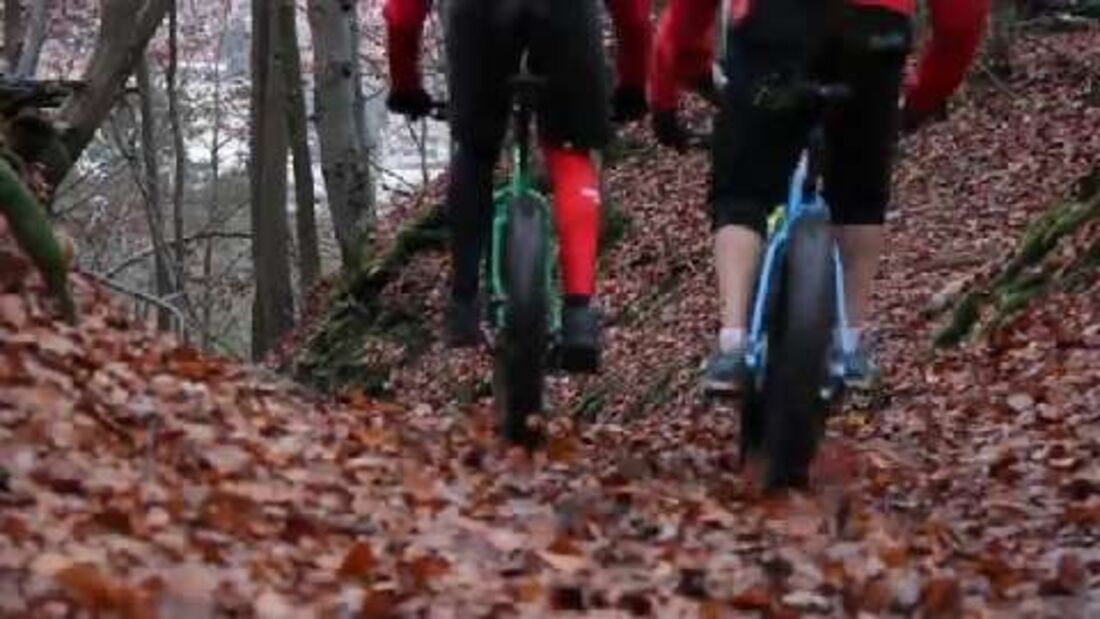 MB Video 11 Fatbikes im Test