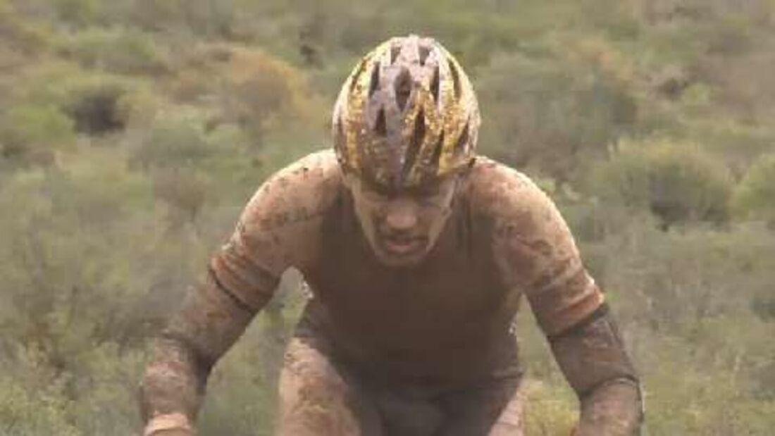 MB Video Absa Cape Epic 2014: 2. Etappe