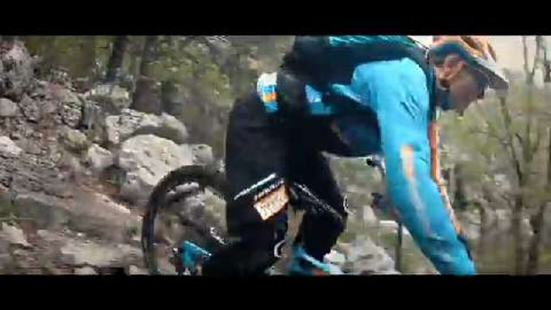 MB Video Auf Vollgas getrimmt! Die Haibike Enduro Crew in Action - Video 2