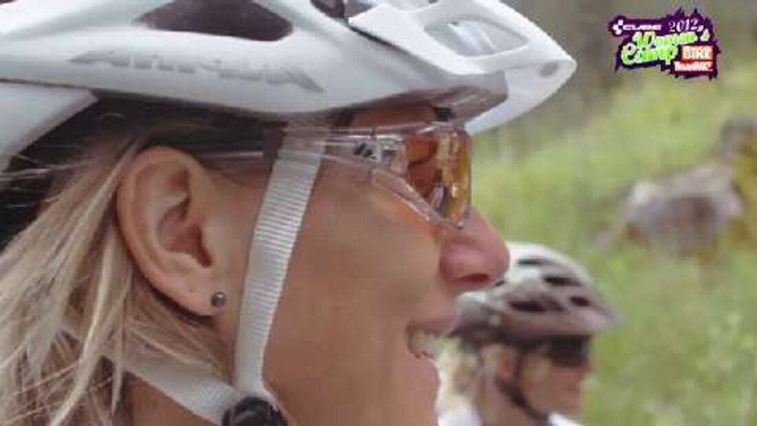 MB Video: Cube Women's Camp 2012 in Lermoos