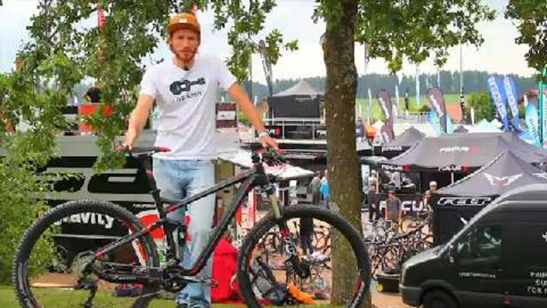 MB Video Eurobike 2013: Bergamont Contrail 8.4
