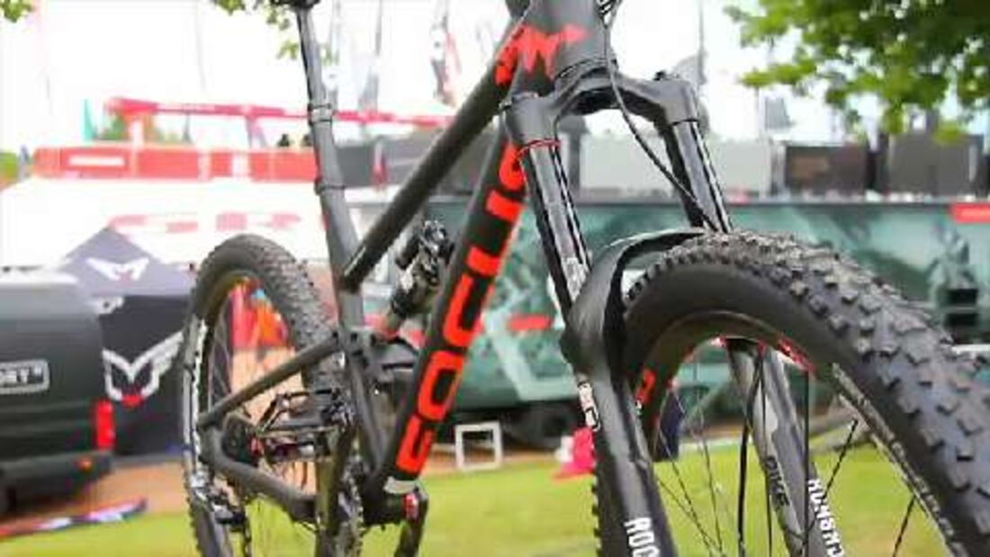 MB Video Eurobike 2013: Focus Sam