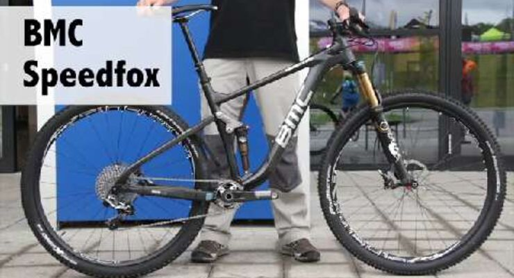 MB Video MTB-Neuheit 2015: BMC Speedfox