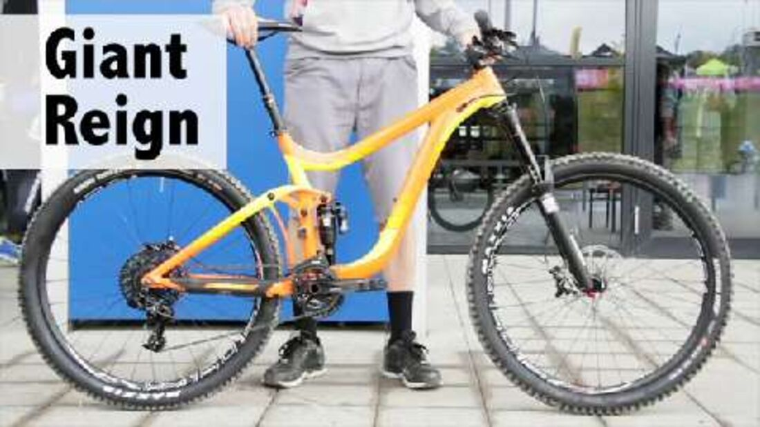 MB Video MTB-Neuheit 2015: Giant Reign