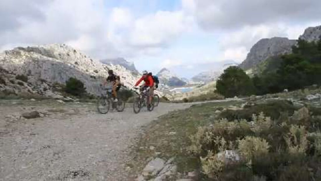 MB Video Mallorca-Cross mit dem Mountainbike