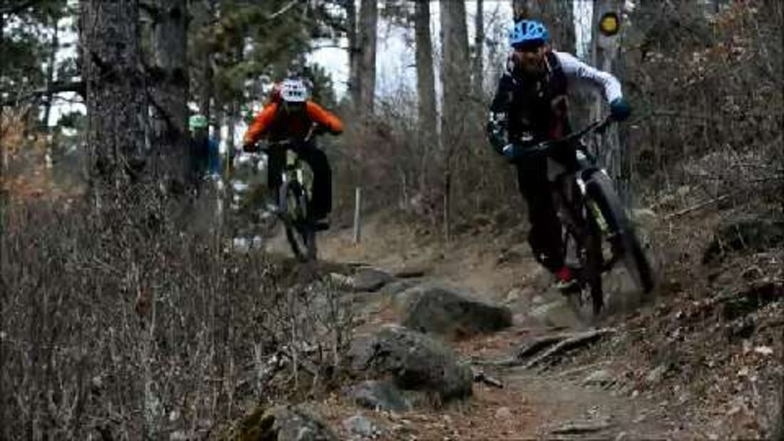 MB Video MountainBIKE 06/13 - All-Mountain-Test
