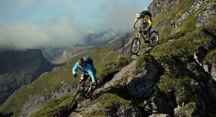 MB Video Mountainbiken auf den Lofoten