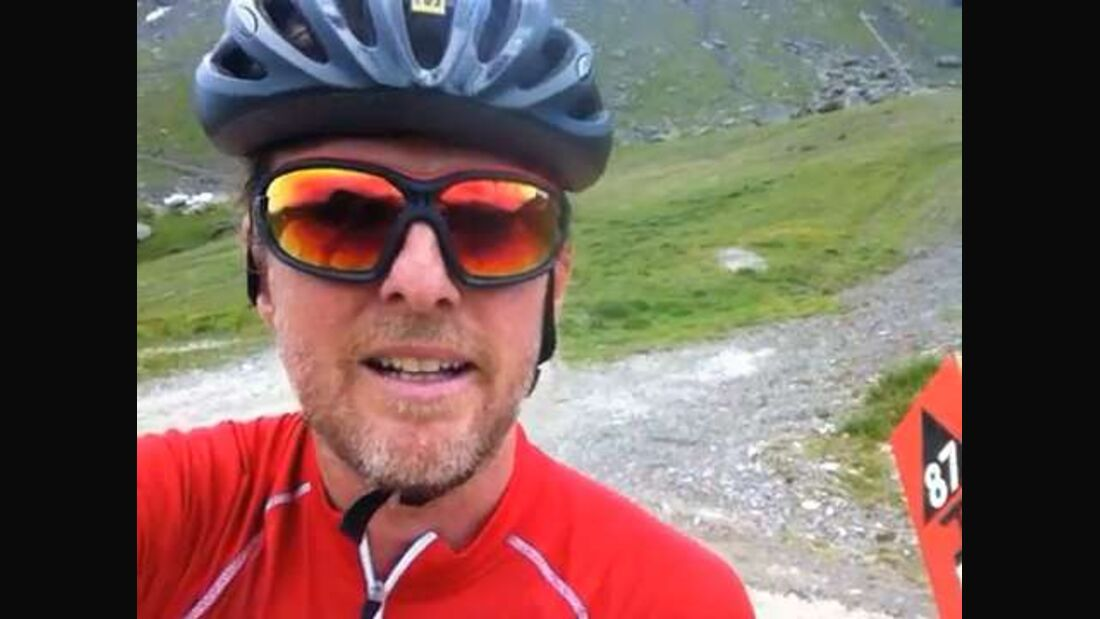 MB Video My way to hell: MB-Chefredakteur Jens Vögele beim Sellaronda Hero